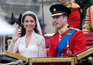 Duke & Duchess of Cambridge | Royal Wedding of Prince William & Kate Middleton